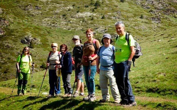 Viajes seniors   Turismo de montaña Francia y viajes con bicicleta en la región de Occitania