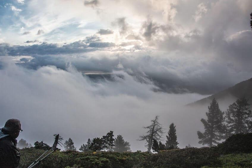 La meteo en el Pirineo francés