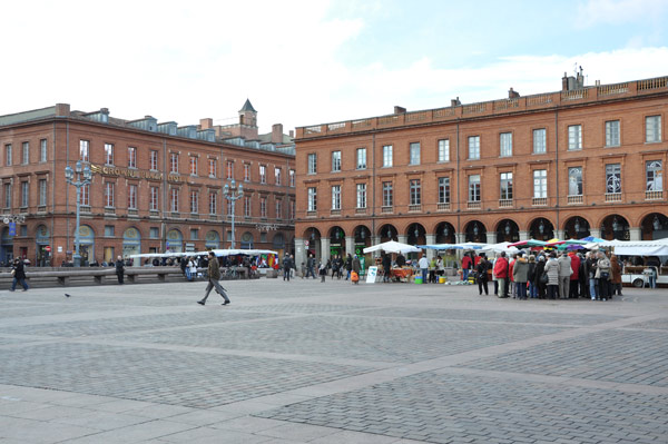 un largo camino hacia la libertad. Toulouse